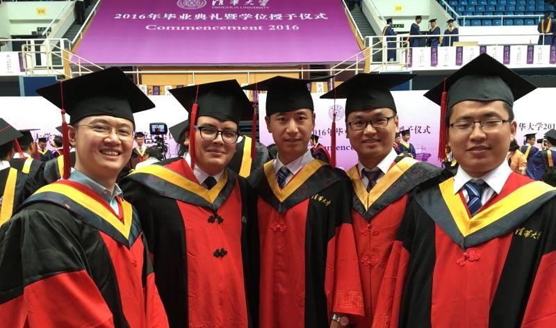 Tsinghua university EPN Doctorado