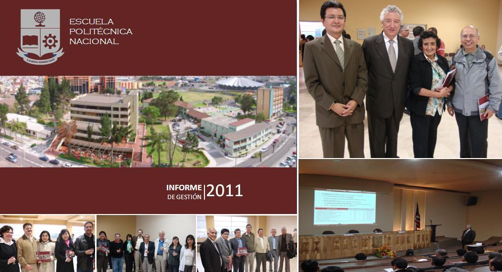 Lanzamiento Informe 2011